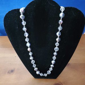 NWT Cookie Lee Crystal Necklace